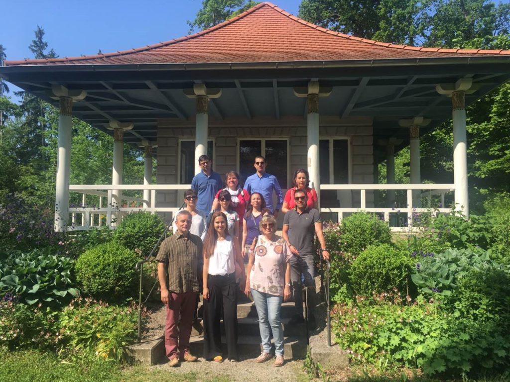 LAG Ammersee begrüßt Gäste aus bulgarischem Landwirtschaftsministerium