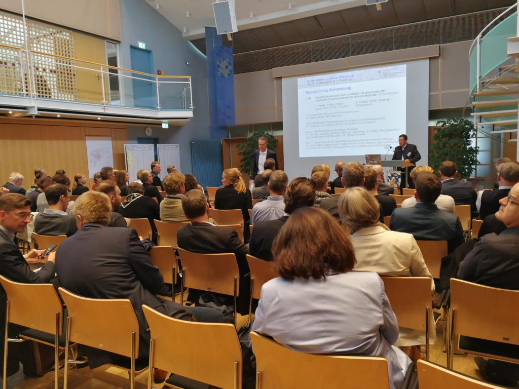 LAG Ammersee bei der 2. Inzell-Dialogrunde