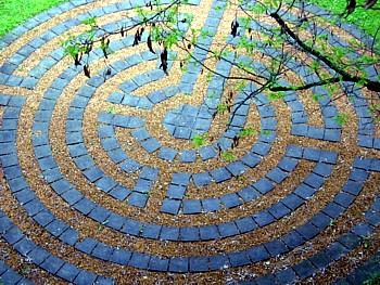 Ein Labyrinth für Schondorf