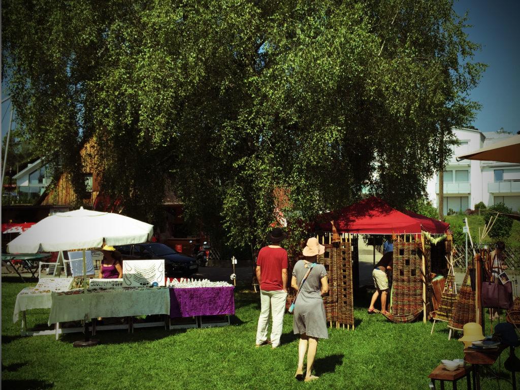 Regionaler Wochenmarkt