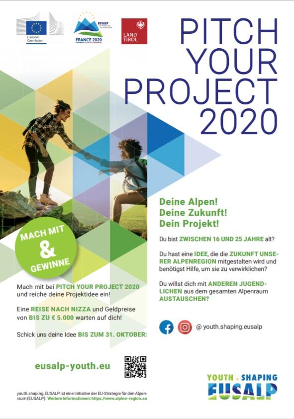 Auf nach Nizza! – Projektideen Jugendlicher gesucht