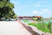 Denkmalpflegerische Instandsetzung der Schondorfer Ufermauer südlich des Dampferstegs