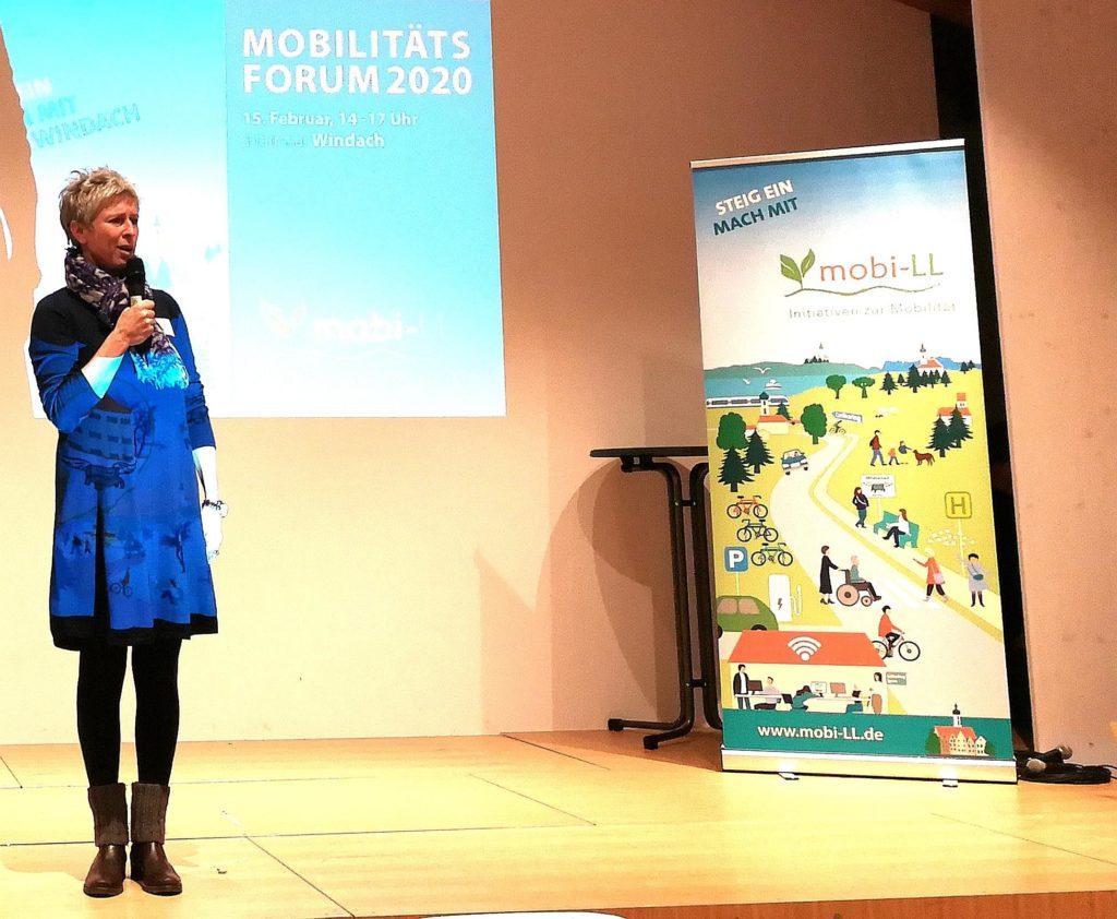 Mobilitätsforum 2020: großer Erfolg in Windach