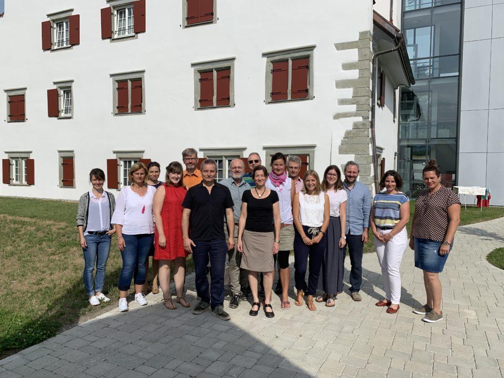 LEADER-Team-Tag in Lindau